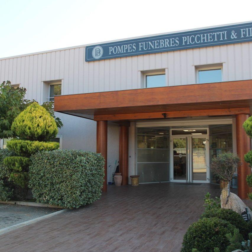 Pompes funèbres Picchetti & Fils